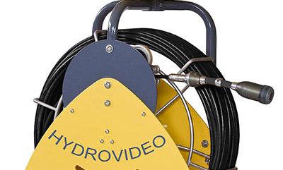 camera hydrovidéo- inspection vidéo des canalisations