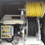 hydrocureuse-depannage de désobstruction des canalisations